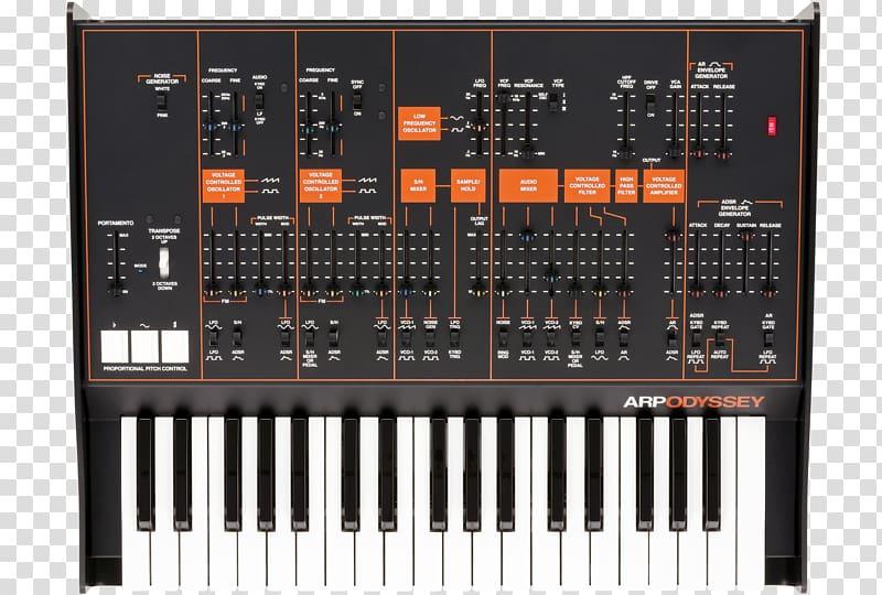 ARP Odyssey ARP Axxe ARP Instruments Sound Synthesizers.