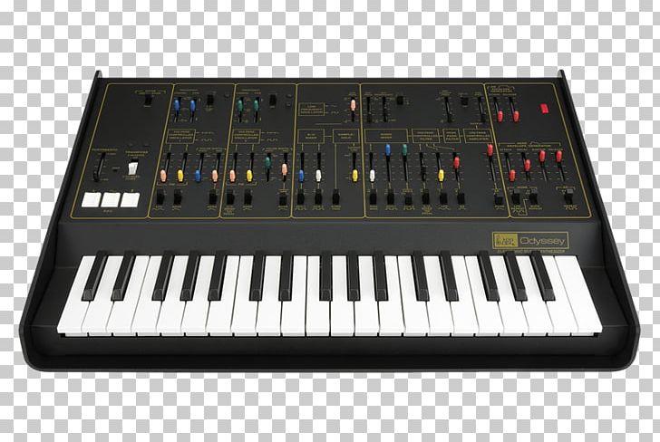 ARP Odyssey Prophet '08 Korg Sound Synthesizers Analog.
