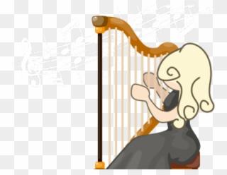 Harp Clipart Arpa.