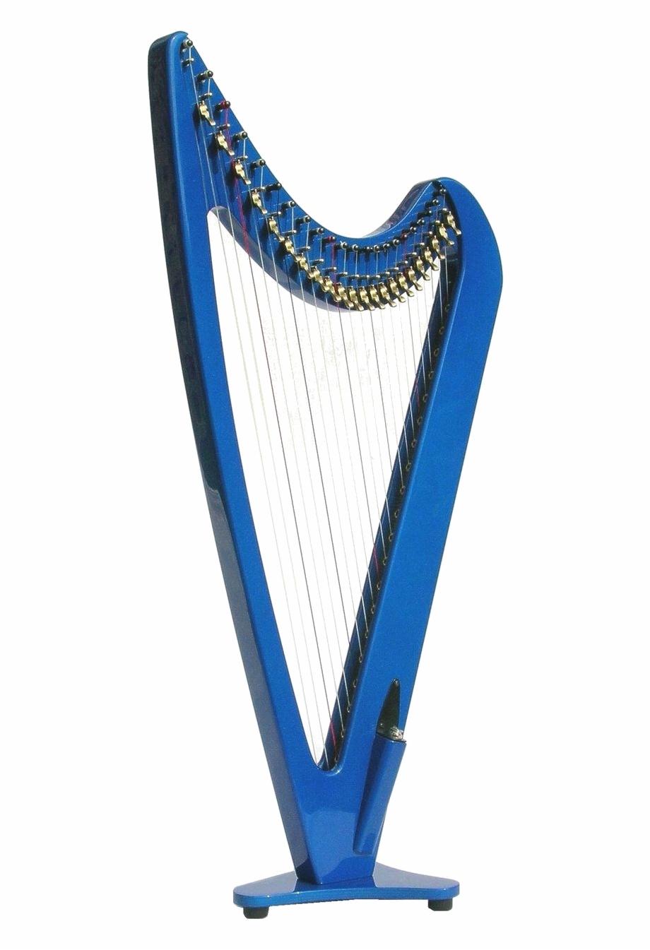 Harp Png.