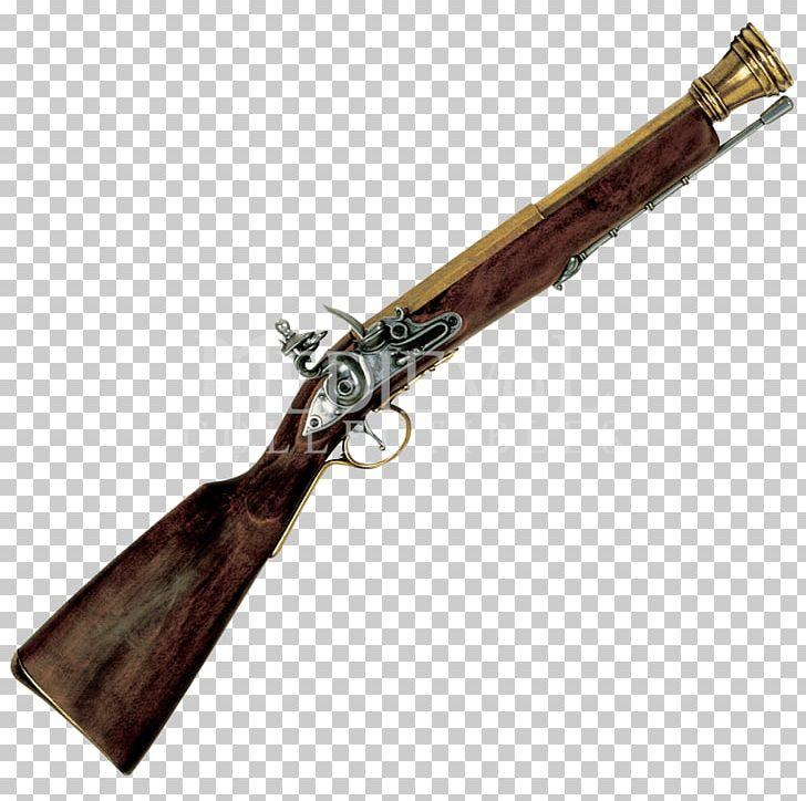 Blunderbuss Rifle Musket Flintlock Pistol PNG, Clipart, Air.