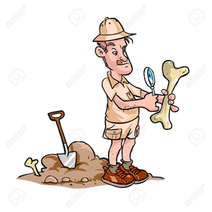 Archaeologist Clipart.