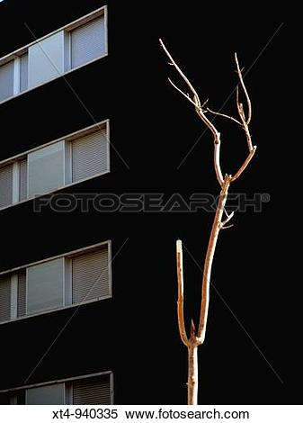 Stock Image of arquitectura de Barcelona xt4.