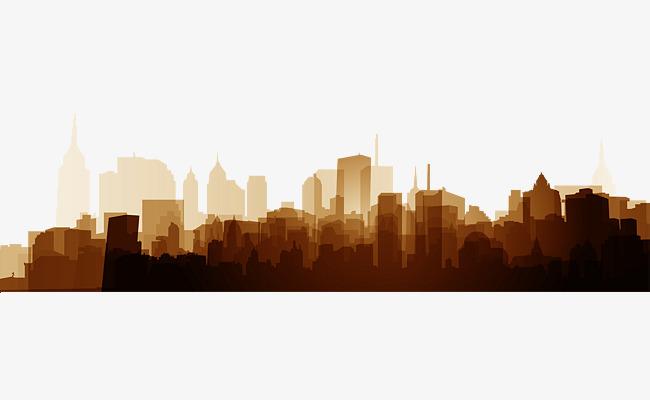 Urban Building Decoration Background, Arquitectura, Edificios.