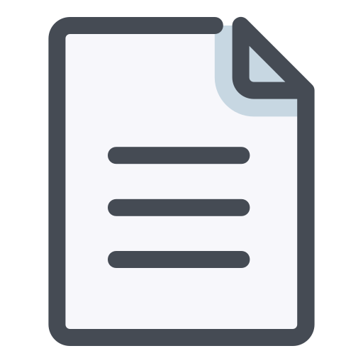 File, document Icon Free of App / Free Mix Icons.
