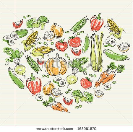 Fresh Spring Onions Vector Illustration Stock Vector 142122709.