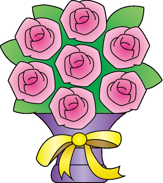 Flower Arrangement Clipart.