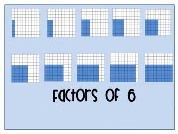Arrays Clipart for Multiplication.