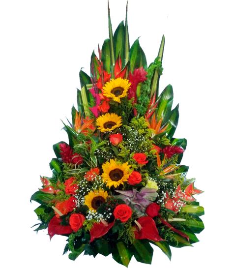 Arreglos Florales Png Vector, Clipart, PSD.