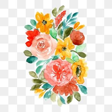 Arreglos Florales Png, Vectores, PSD, e Clipart Para Descarga.