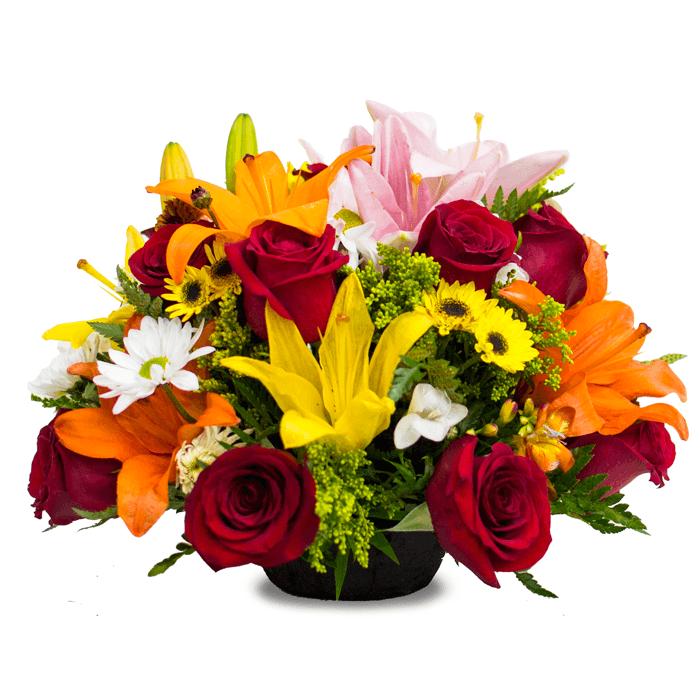 Arreglos florales png 5 » PNG Image.