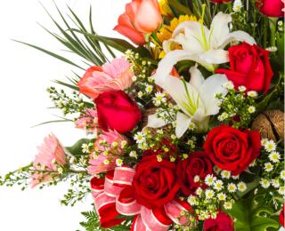 Concurso de flores, canastillas y arreglos florales del Pilar de.