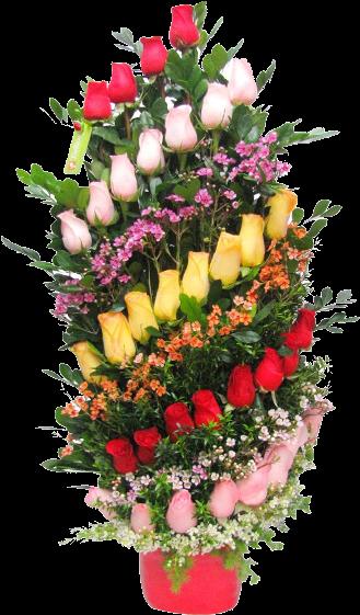 Download Arreglos Florales Cumpleaños Png.