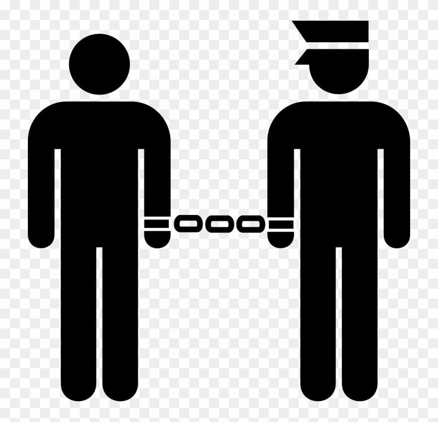 Handcuff Clipart Jail.