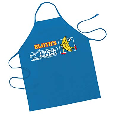 Arrested Development Bluth\'s Banana Stand Logo Apron: Amazon.