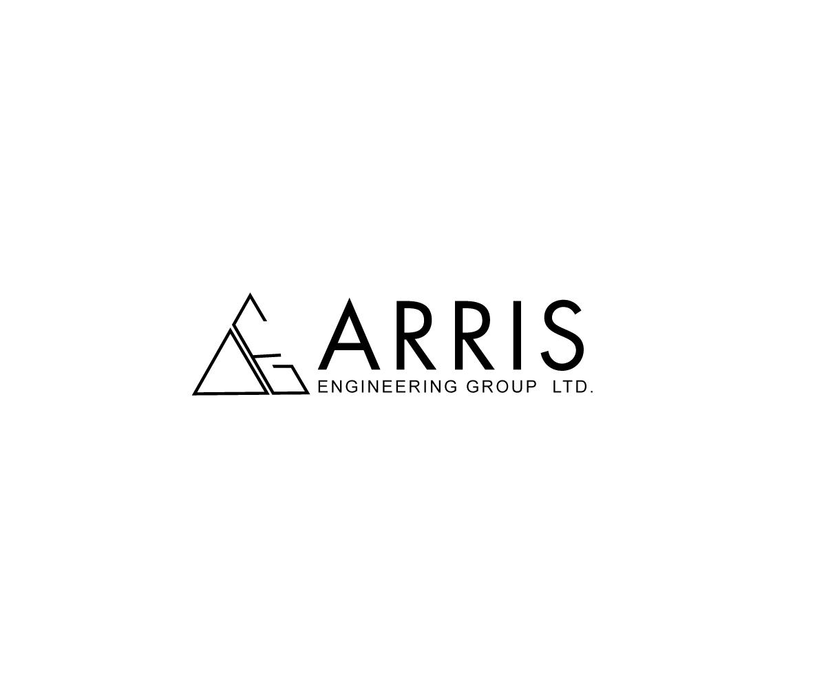 Elegant, Playful, Business Logo Design for Arris Engineering.