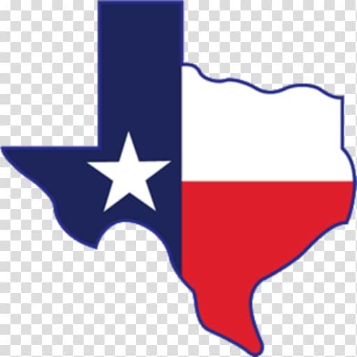 Flag of Texas Texas Revolution , Flag transparent background.
