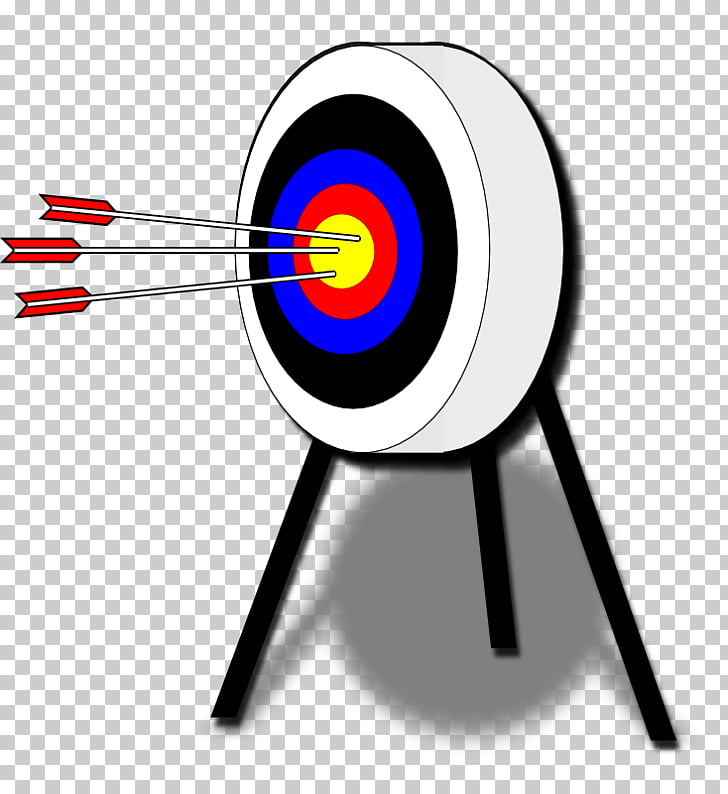 Target archery Bow and arrow , Target s PNG clipart.