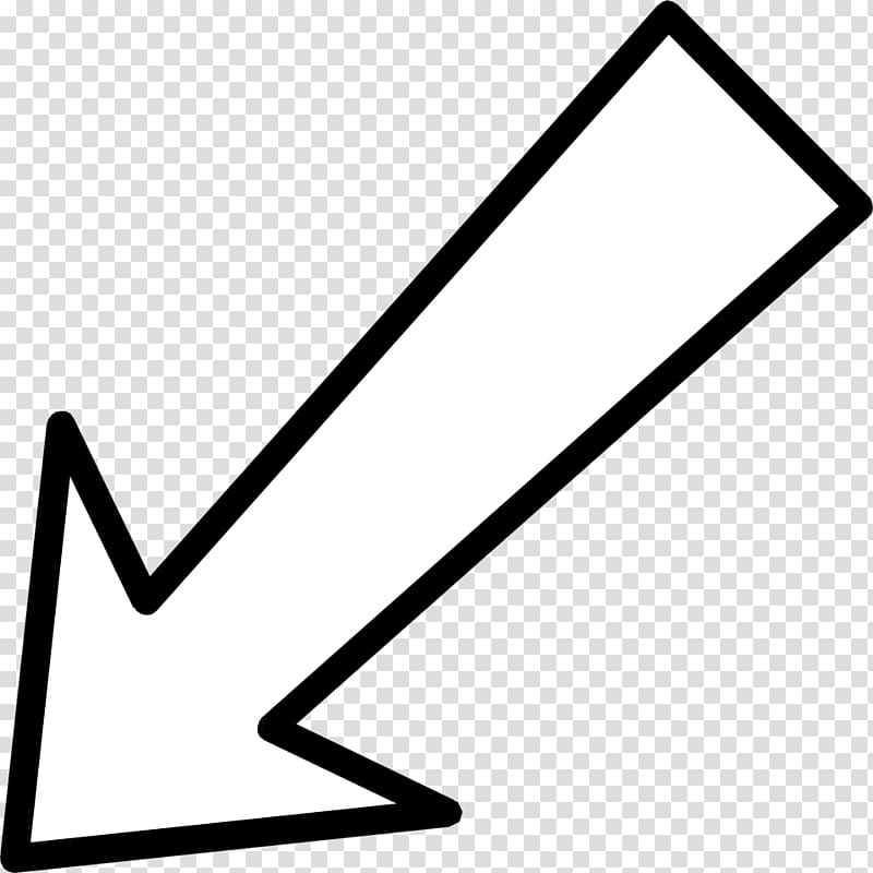 White arrow sign , Arrow , White Arrow transparent background PNG.
