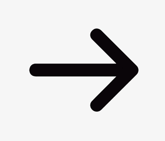 Black Arrow, Black, Arrow, Instruction PNG Transparent Image and.