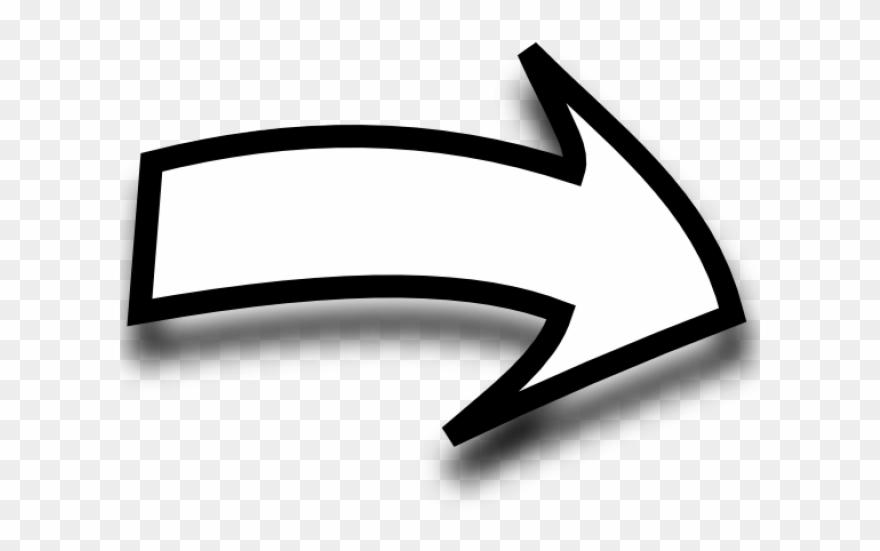 Arrow Clipart Outline.