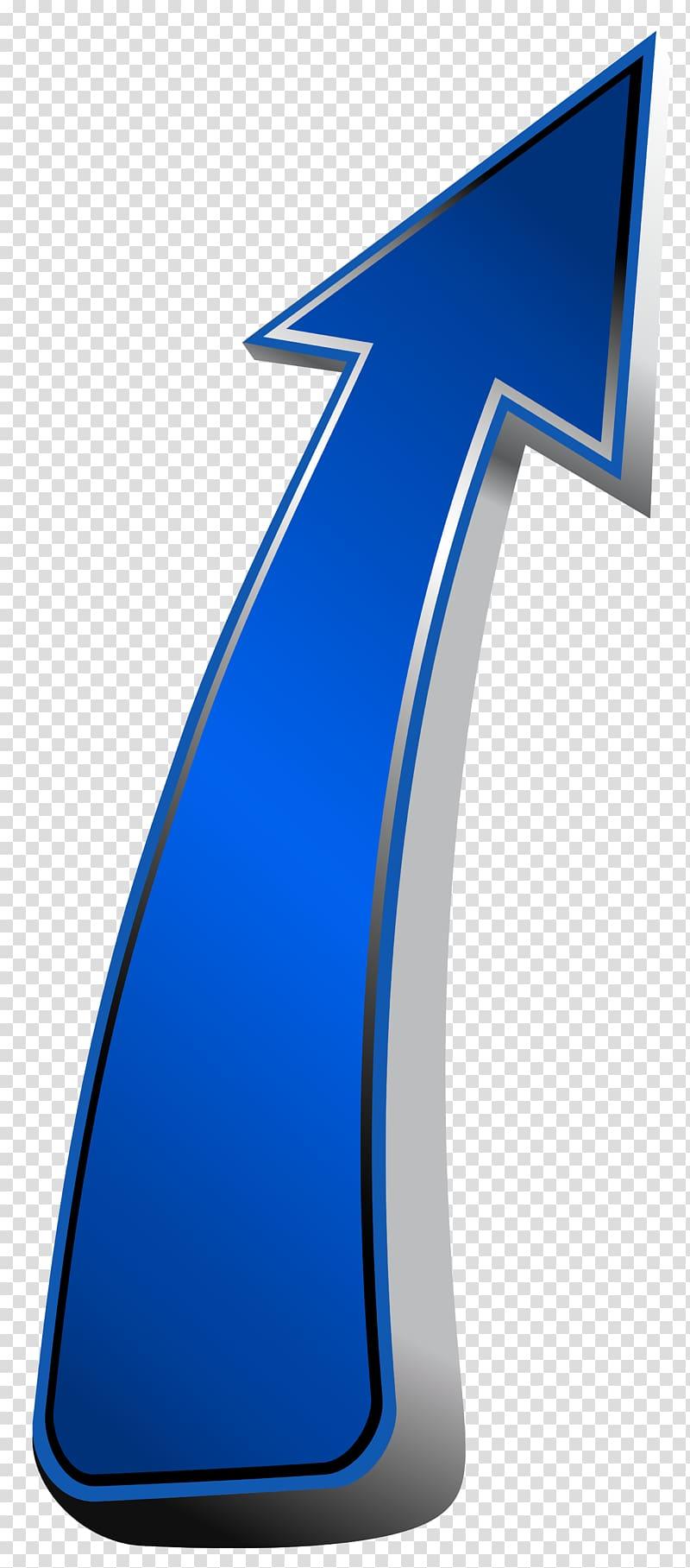 Blue arrow illustration, Arrow , Up Arrow Blue transparent.