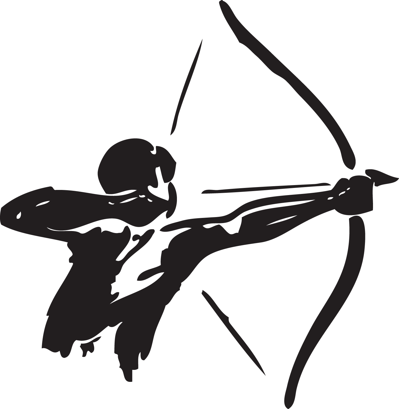 Archery Bow and arrow Hunting Clip art.