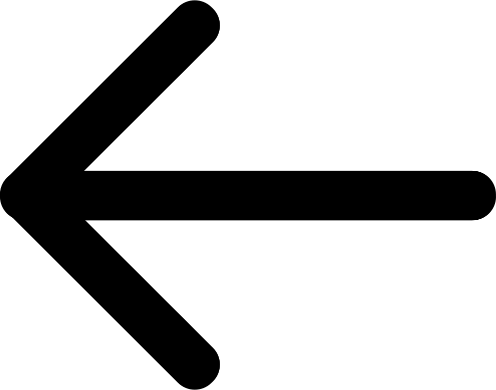 Back Arrow Icon Png #419685.