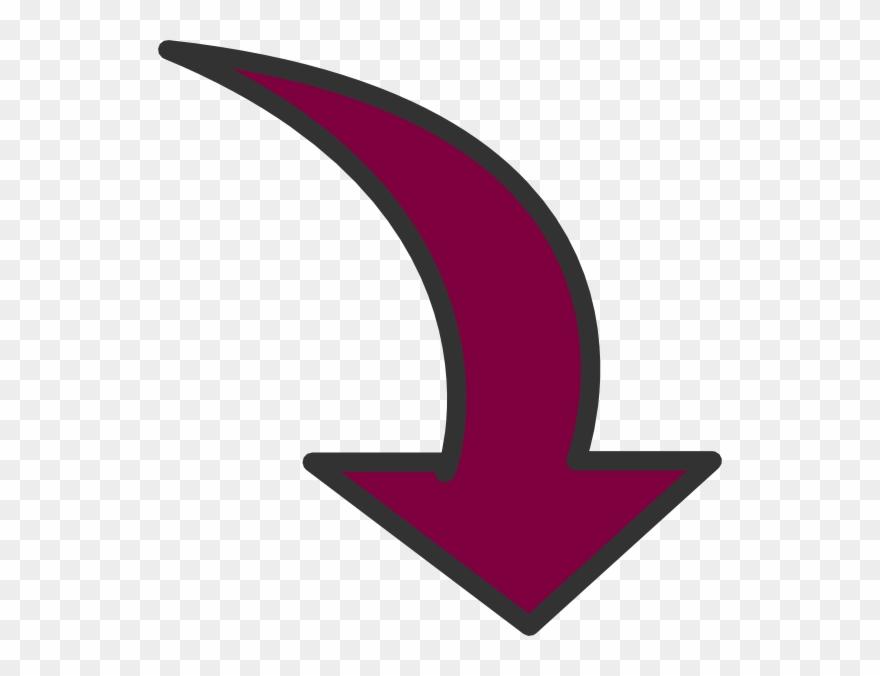 Clipart Road Arrow.