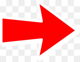Red Arrow PNG.