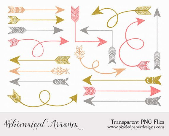 Tribal Arrow Clipart Clipart Kid.Cute Arrow Clipart Clipart.