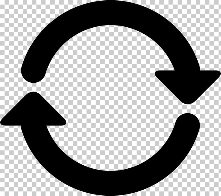 Arrow Rotation Clockwise Circle , Arrow PNG clipart.
