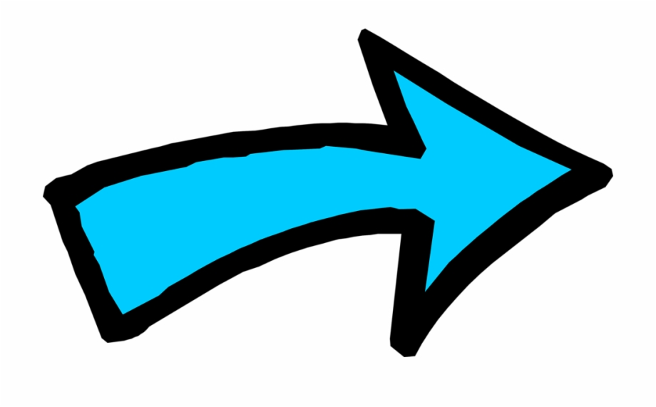 Arrows Curved Arrow Clipart.