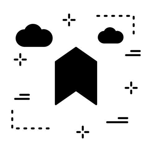 Vector Upward Arrow Icon.