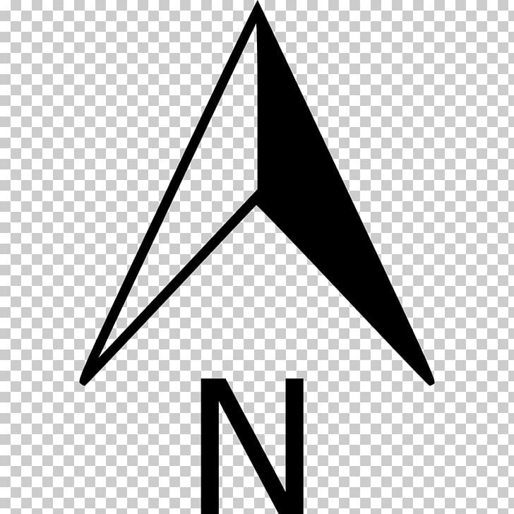 Arrow North Compass rose , arrow mark PNG clipart.