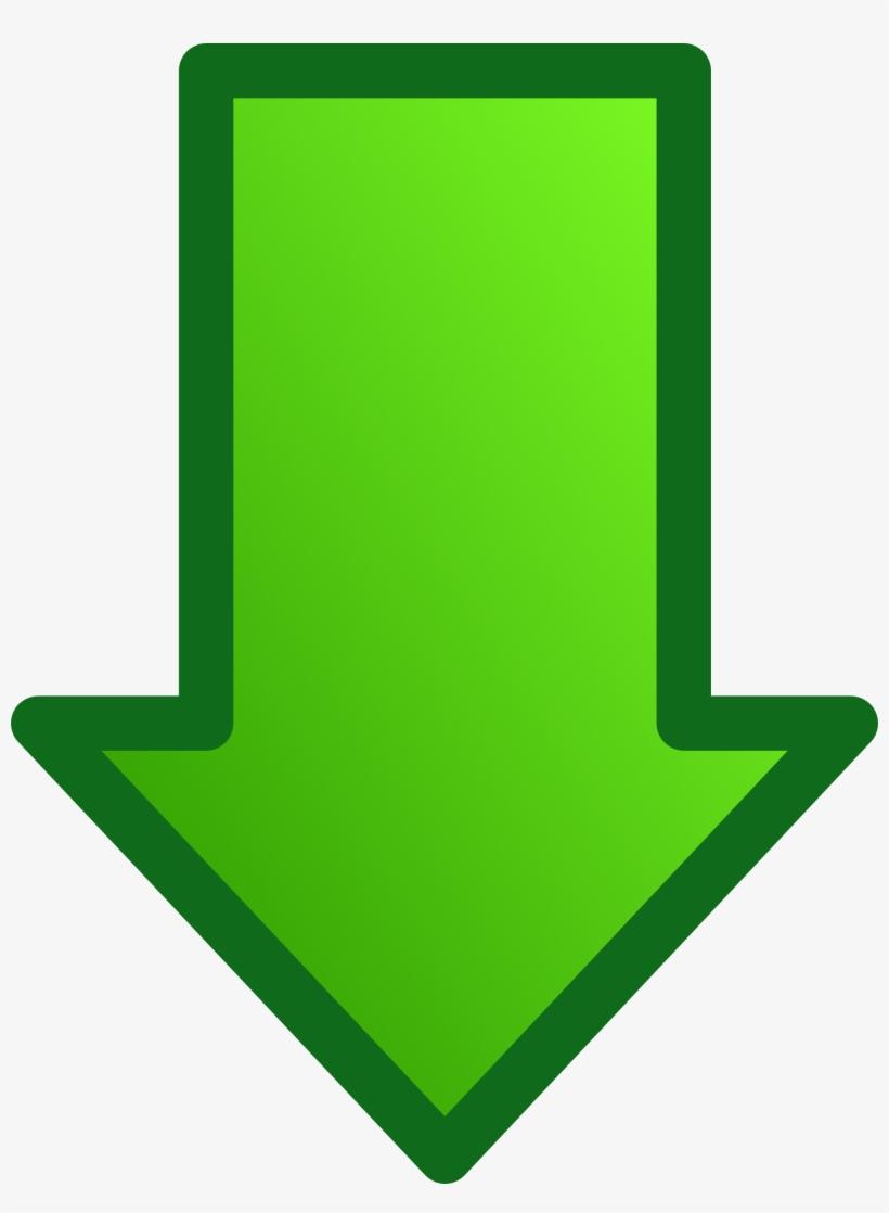 Green Arrow Png Clipart.