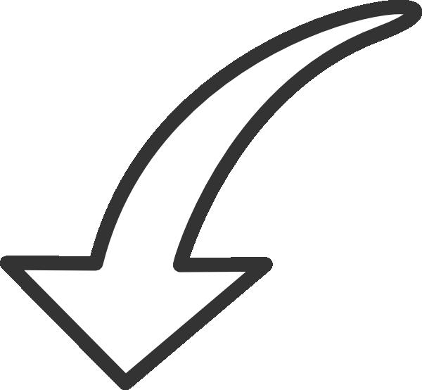 Arrow Down PNG, SVG Clip art for Web.