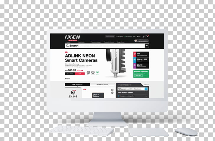 Arrow Electronics Information Computer Software efficitur.