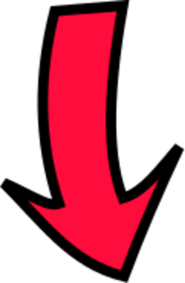 Free Picture Of An Arrow Pointing Down, Download Free Clip.