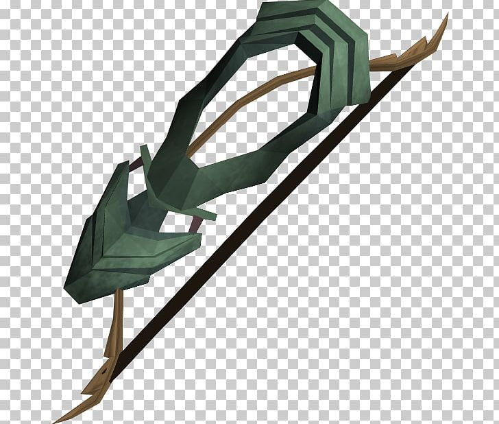 Bow And Arrow RuneScape Longbow Fletching Composite Bow PNG.