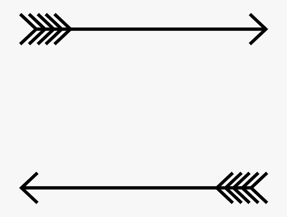 Arrow Clipart Frame.