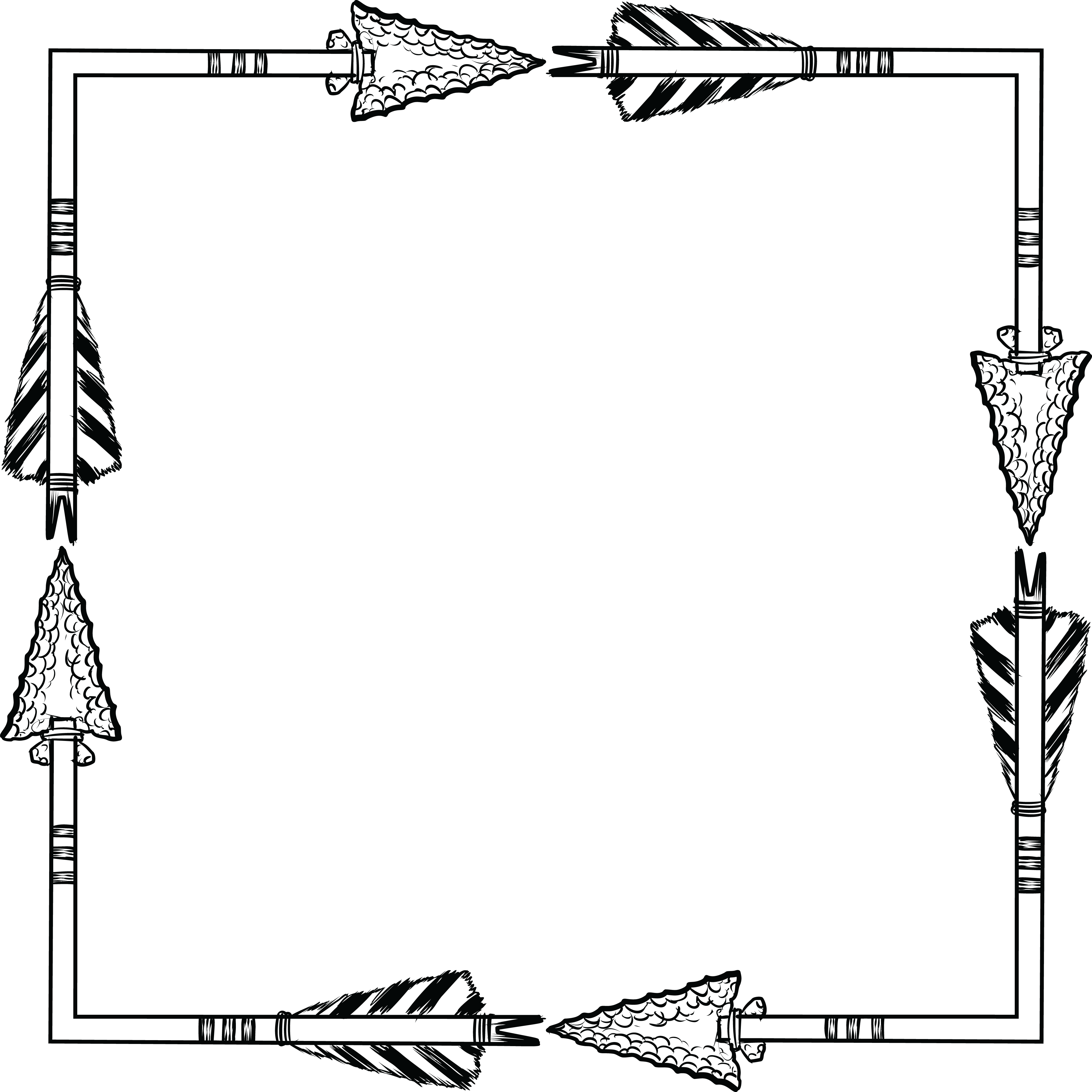 Square Frame Clipart Png.