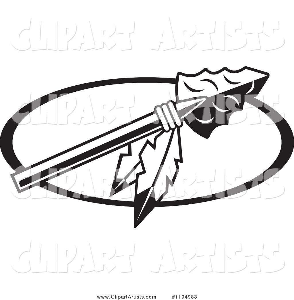 Similiar Arrowhead And Spear Clip Art Keywords.