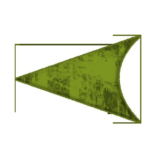 Arrow Clipart With Big Arrowhead.