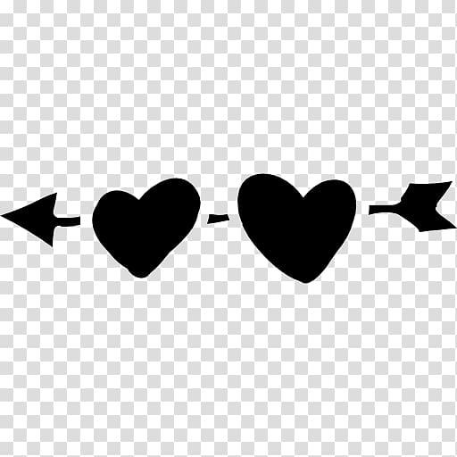 Arrow Heart, Arrow transparent background PNG clipart.
