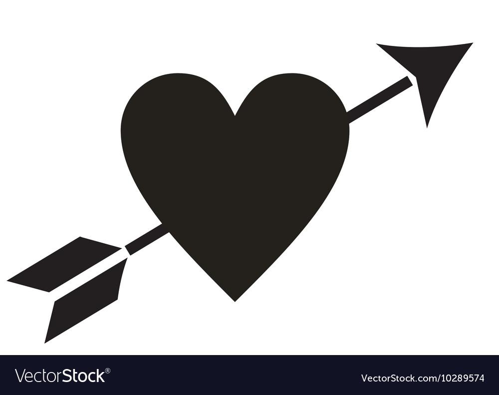 Love Heart Arrow.