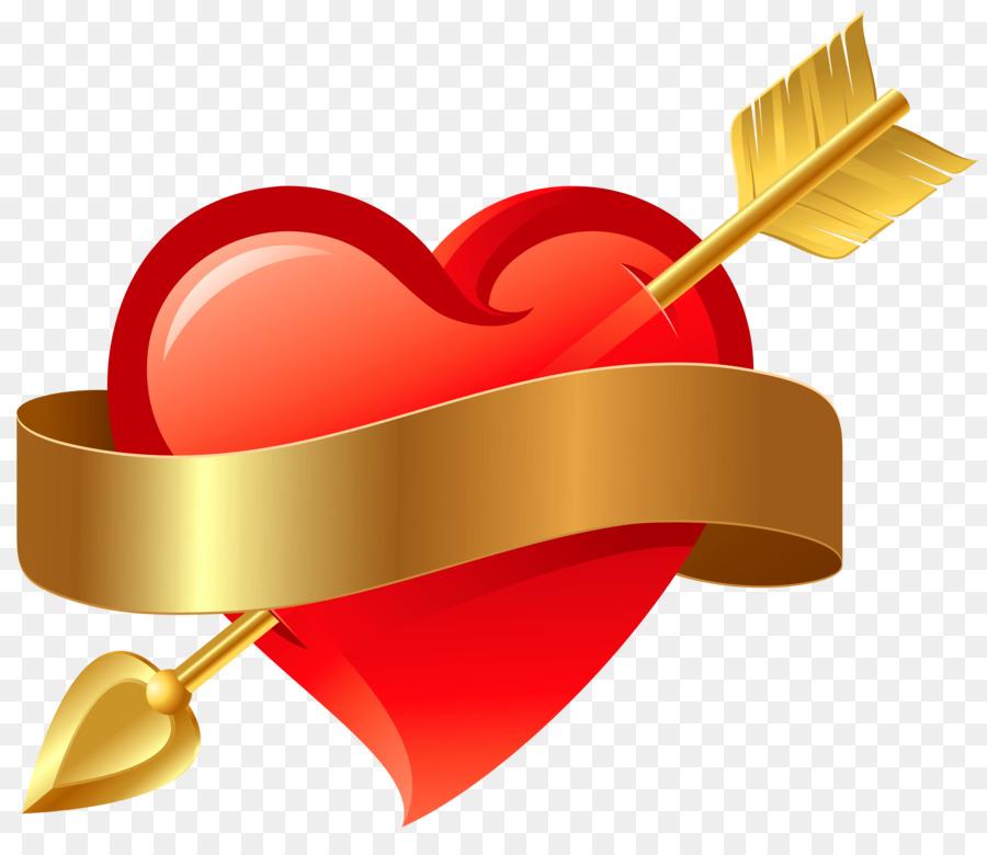 Valentines Day Arrow.