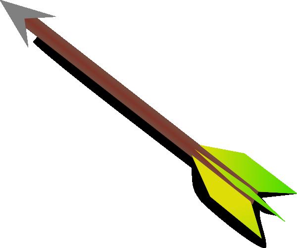 Black Arrow Hunting Clipart. Snowjet.co.