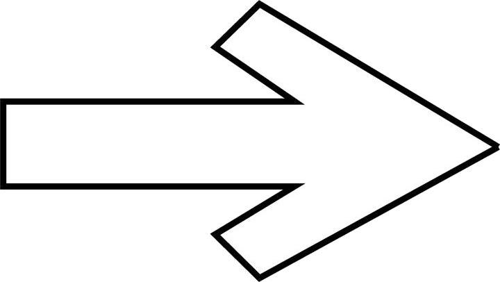 Arrow Symbol Icon.
