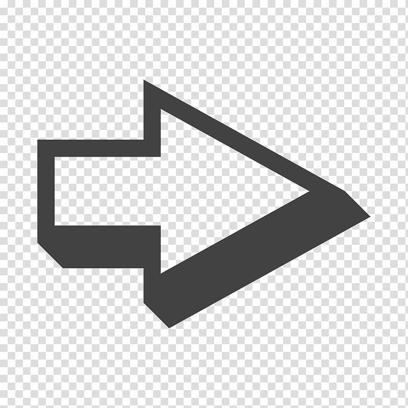 Gray arrow signage, Angle White Black Pattern, Arrow Icon in flat.